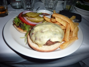The Union Burger