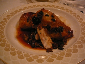 Devonshire chicken