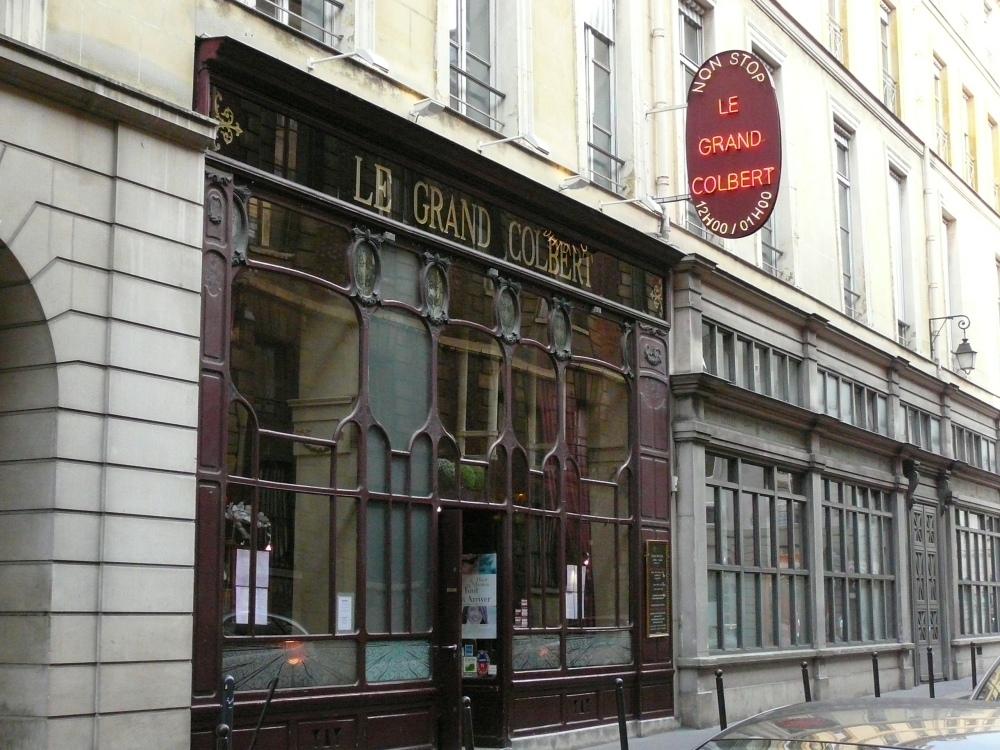 Le Grand Colbert, Paris (2/6)