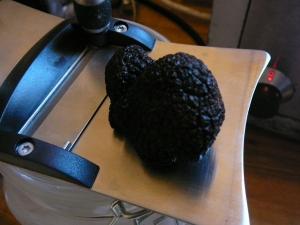 Truffle meets slicer