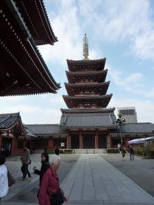5 story pagoda