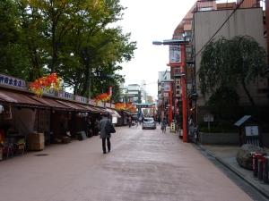Back streets Asakusa