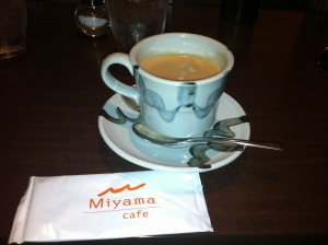 Coffee, Miyama, Nakano