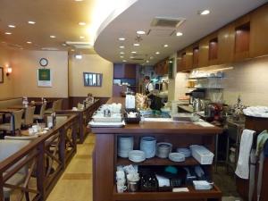 Interior, Ko Hi Kan, Asakusa