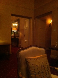 Interior, Milton Park