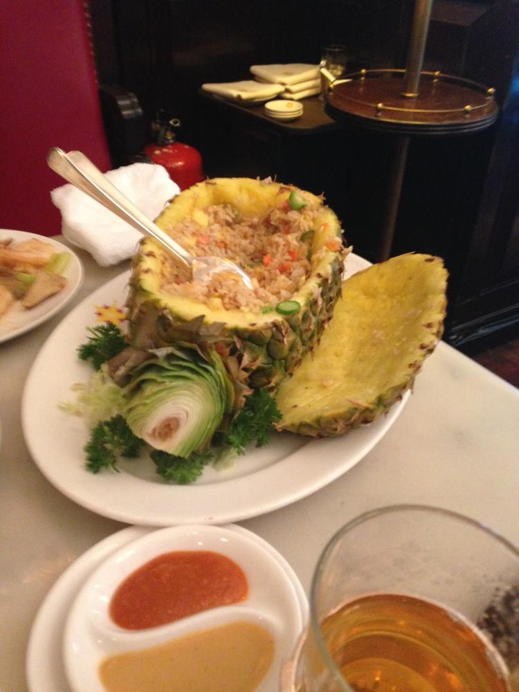 Lunch at The China Club, Hong Kong (6/6)