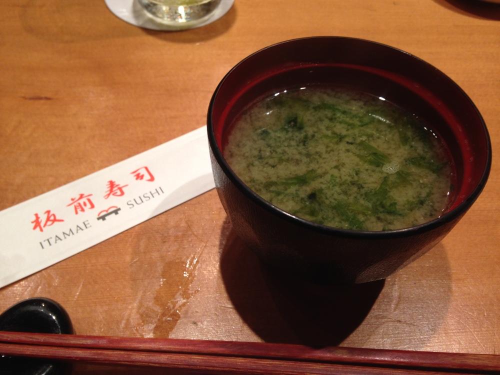 Itamae Sushi, Ginza, Tokyo (6/6)