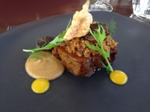 Berkshire pork