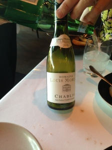 Chablis from