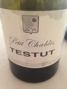 Testut Petit Chablis
