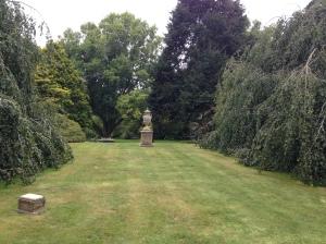 Gardens, Milton Park