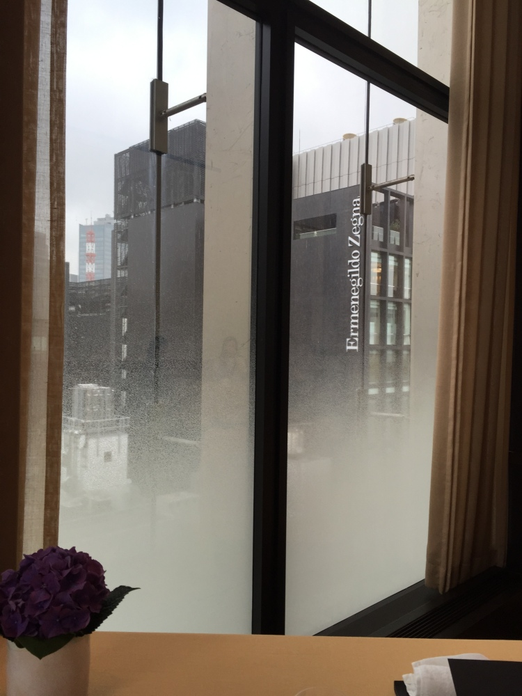 Il Ristorante Luca Fantin, Bulgari Ginza Tower, Ginza, Tokyo (4/6)