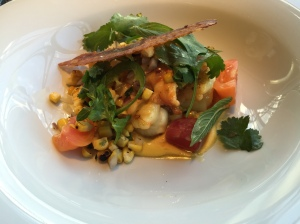 Sauteed Spencer Gulf prawns