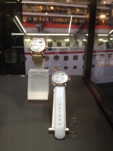 A Lange & Söhne watches