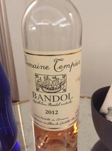 Domaine Tempier Bandol Rose