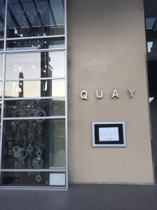 Frontage of Quay