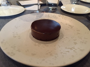 Quay's seven textures of chocolate