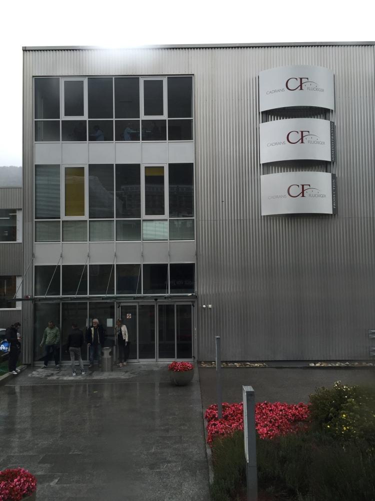 Geneva Day 3: St Imier, Broc and Gruyeres (4/6)