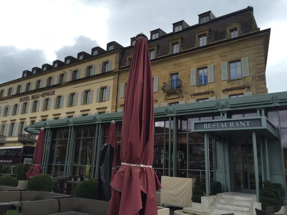Geneva Day 3: St Imier, Broc and Gruyeres (5/6)