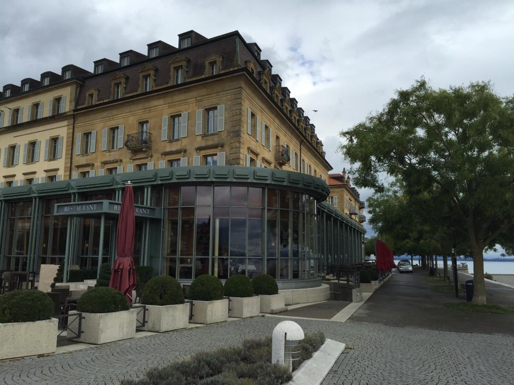 Geneva Day 3: St Imier, Broc and Gruyeres (6/6)