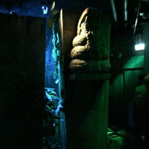 Aztec room, Maison Cailler tour