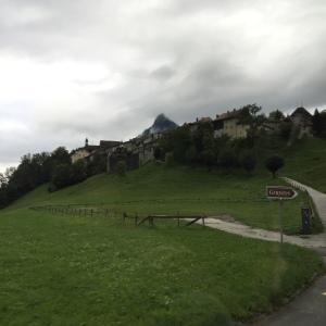 Around Gruyères
