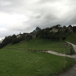Around Gruyères