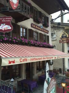Cafe - Restaurant des Remparts