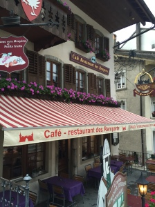 Cafe - Restaurant des Remparts
