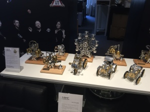 Bohm Stirling engines