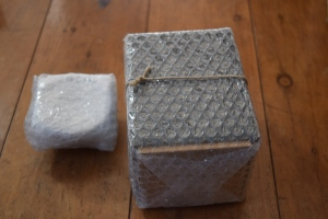 Two smaller parcels