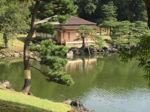 Tsubame-no-ochaya - tea house in Hama-Rikyu