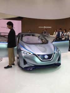 Nissan concept car - IDS