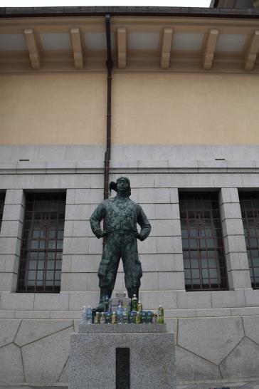 Memorial to Tokko (kamikaze) pilots