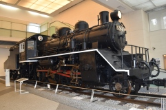 Thai Burma railroad exhibit
