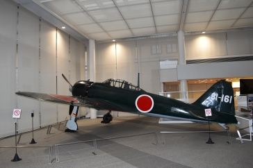 It's a Mitsi! Mitsubishi A6M Zero