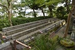 Jizo outside Jizo-Do Hall