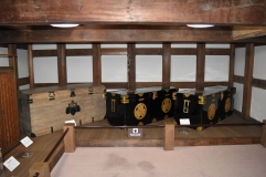 Heavy duty storage chests for family valuables