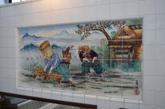 Mosaic decoration