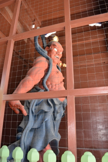Misshaku Kongō - Temple Guard at Kotoku-in