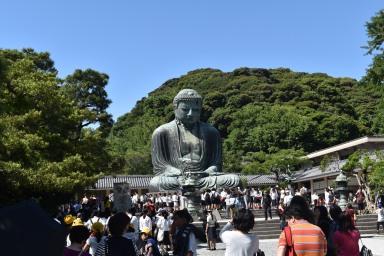 Daibutsu at Kotoku-in