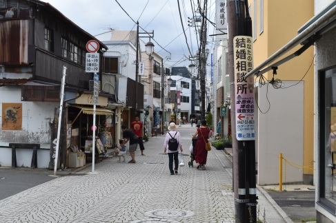 Back street of Kamakura