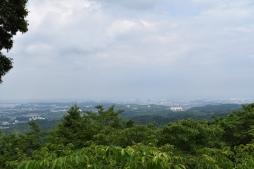 Looking towards Tokyo