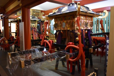 Mikoshi, Hie Shrine