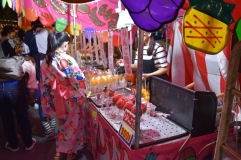 Toffee fruit stand,Hie Shrine